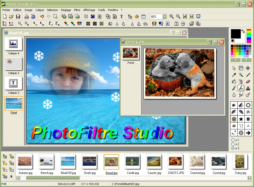 photofiltre x studio