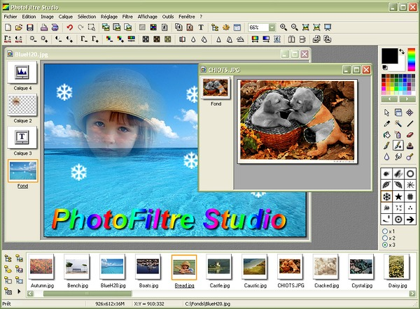 Photo Filtre Studio v.8.1.1 Русская версия
